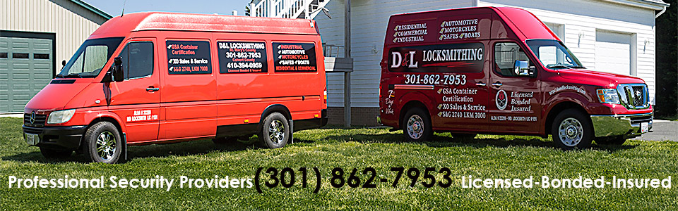 D&L Locksmithing 301-862-7953
